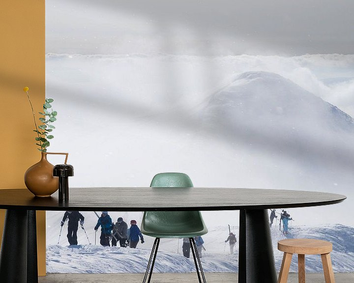 Impression: Ski Volcan Annapuri Japon sur Menno Boermans