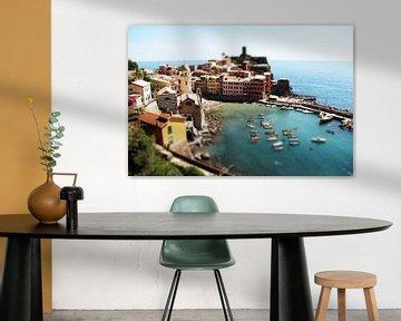 Corniglia, Cinque Terre von Selma Hamzic