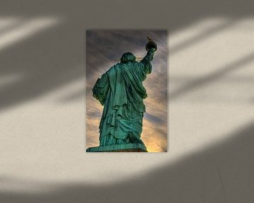 Statue of Liberty NYC von Kristian Hoekman