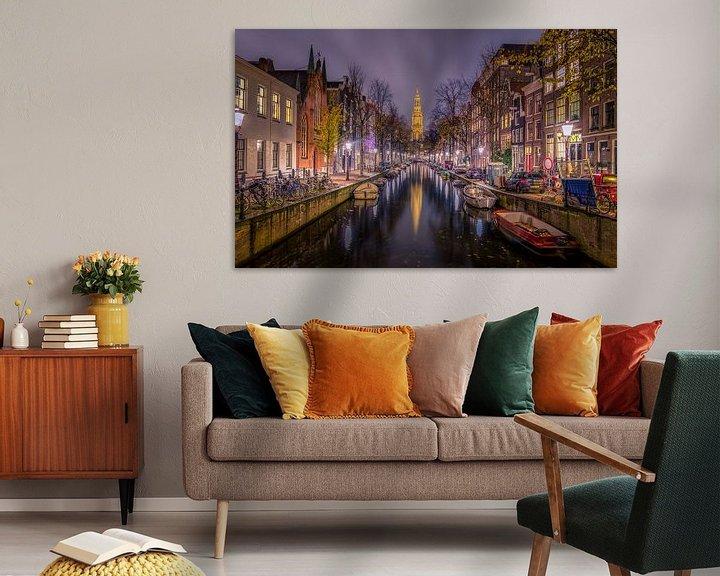 Sfeerimpressie: Amsterdam  van Michiel Buijse
