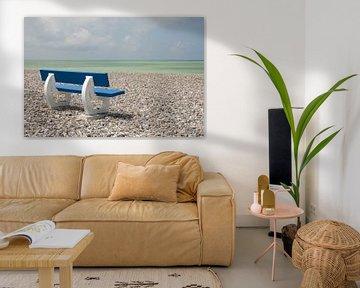 Lonely Beach sur Jan Nijeboer