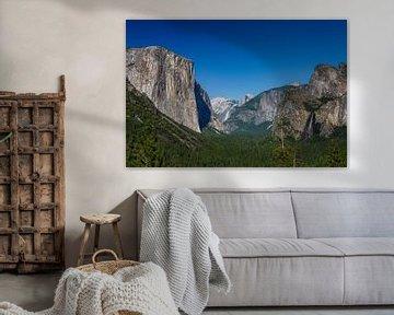 Yosemite National Park in Amerika von Ilya Korzelius