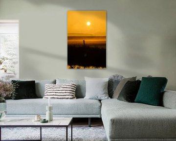 Het gouden uur is begonnen van Fotografie Jeronimo