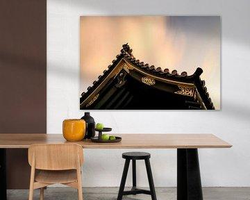 Black and Yellow van Cho Tang