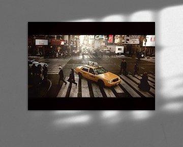 Yellow cab von jody ferron