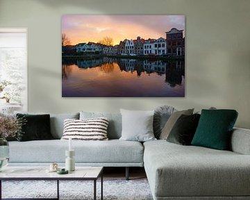 Het Spaarne, Haarlem von Michel van Kooten