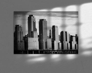 Skyscrapers New-York van jody ferron