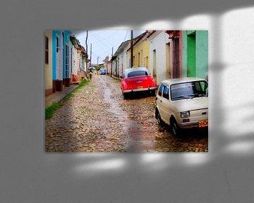 Trinidad, Cuba van Rik Crijns
