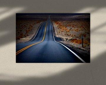 On the road van Bianca Dekkers-van Uden