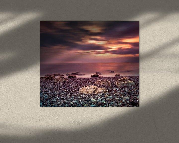 Sfeerimpressie: Mirror seascape van Sophie Vandebuerie