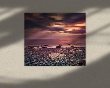 Mirror seascape van Sophie Vandebuerie