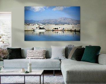 Hafen im Süden von Kreta, Griechenland von King Photography