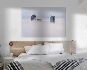 New Orleans, World Port Center en Montevideo | Mist Rotterdam