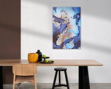 'Een blauw voetje halen' van Karla Leeftink