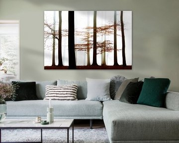 Waldgeflüster von Lars van de Goor