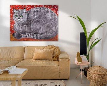 Tiger -Tilly van Dorothea Linke