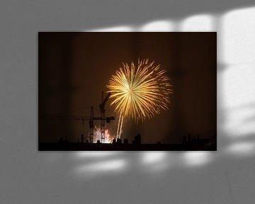 Feuerwerk von Vanessa D.