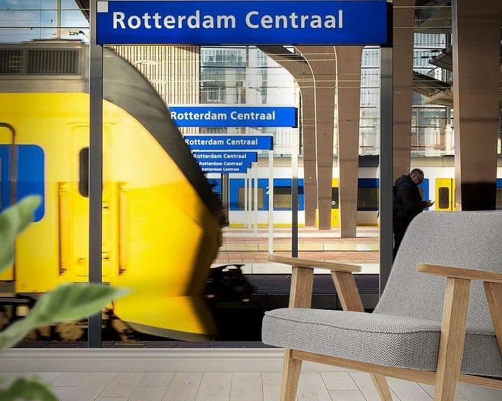 Impression: Rotterdam Centaal sur Sjoerd de Hoop