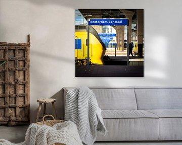 Rotterdam Centaal von Sjoerd de Hoop