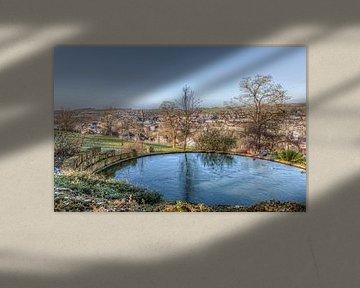 Panorama Skyline Gulpen van John Kreukniet
