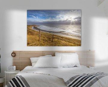 Westkapelle duinen van Andy Troy