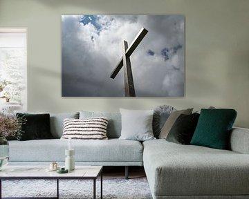Sta eens stil bij dit kruis. van Jan Mulder