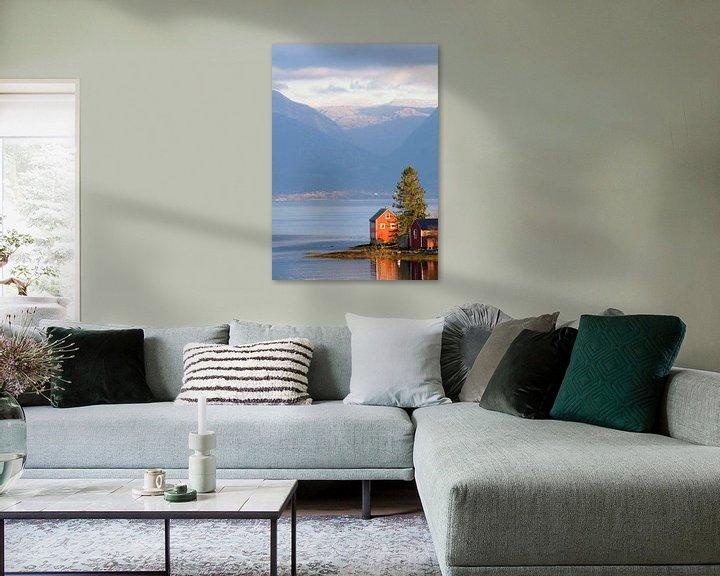 Sfeerimpressie: Noorwegen van Paul Jespers