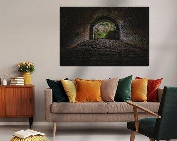 Er is licht aan het einde van de tunnel von Steven Dijkshoorn