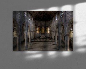 Lege Kerk van Perry Wiertz