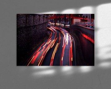 Traffic van 10x15 Fotografia