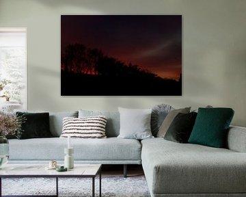 Sillhouettes sur 10x15 Fotografia