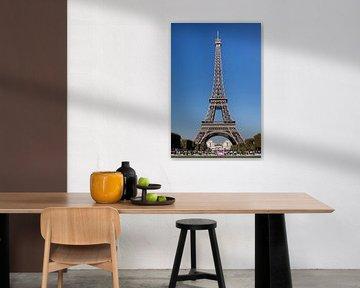 Eiffeltoren in Parijs sur Arie Storm