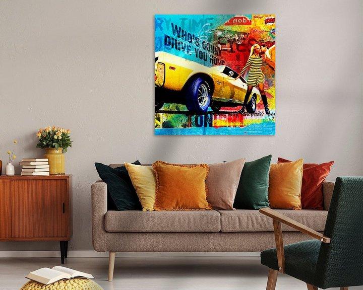 Sfeerimpressie: Who's gonna drive you home? van Feike Kloostra