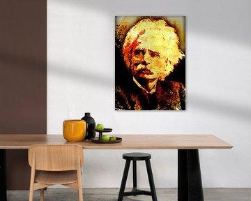 Edvard Grieg von Maarten Knops