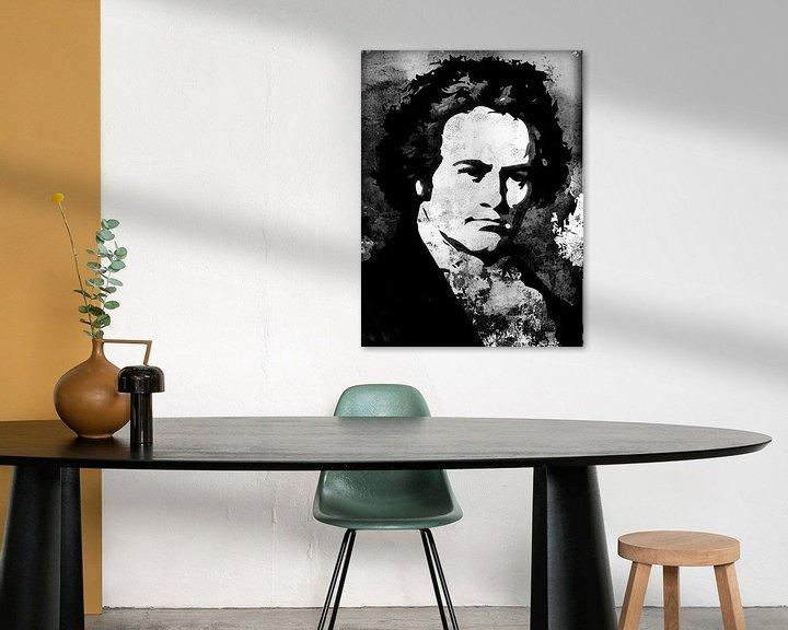 Beispiel: Ludwig van Beethoven von Maarten Knops