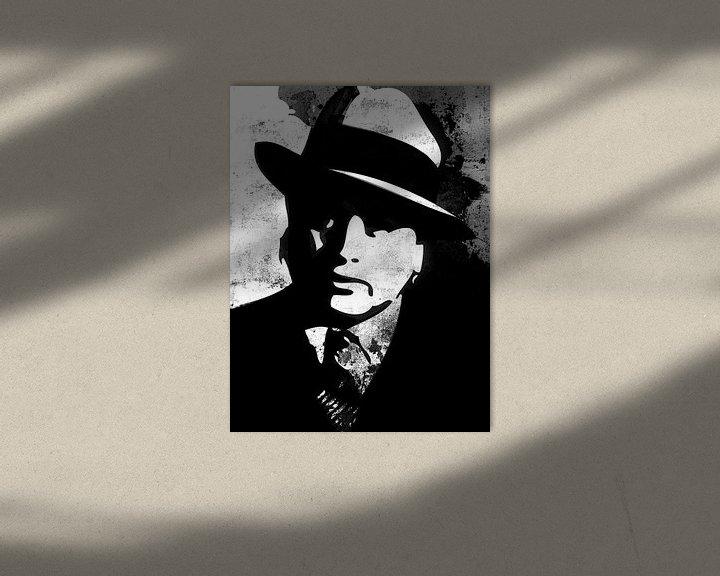 Beispiel: Al Capone von Maarten Knops
