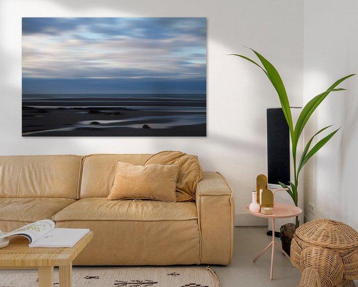 Sfeerimpressie: Opaalkust - Long Exposure van Ingrid Van Damme fotografie