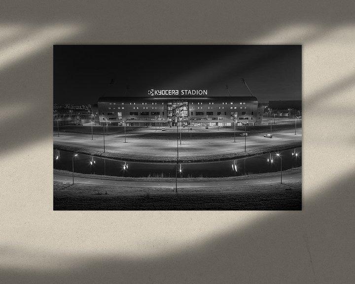 Sfeerimpressie: Kyocera Stadion, ADO Den Haag (5) van Tux Photography