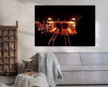 Sylt: Gare de Morsum sur Norbert Sülzner