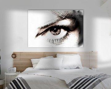 Your eye (3) van Norbert Sülzner