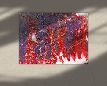 Urban Abstract 201 van MoArt (Maurice Heuts)