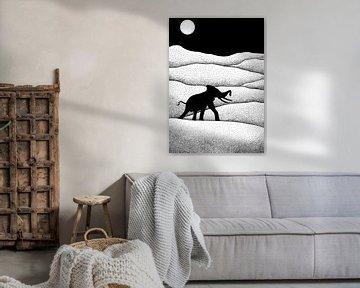 Elephants Dream van Charlotte Hartong