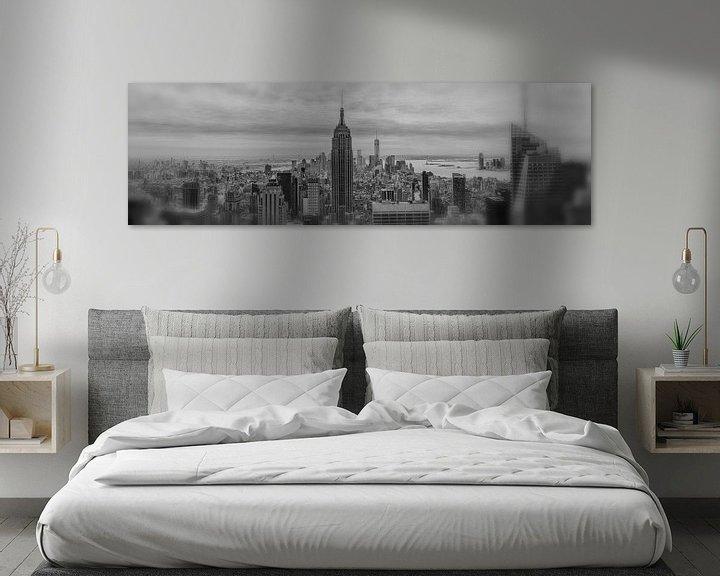 Sfeerimpressie: New York van Aad Clemens