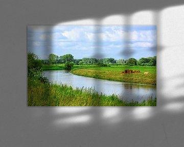 Rural Scenery van Gisela Scheffbuch