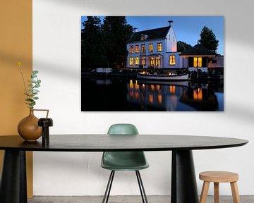 Buitenplaats Vecht en Dam in Breukelen van Donker Utrecht