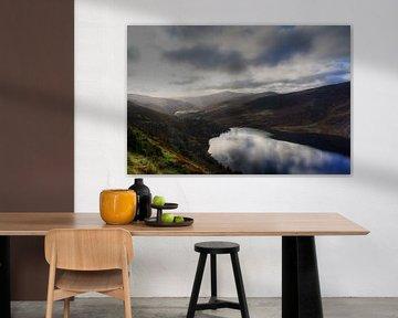 Wicklow Mountains von BL Photography