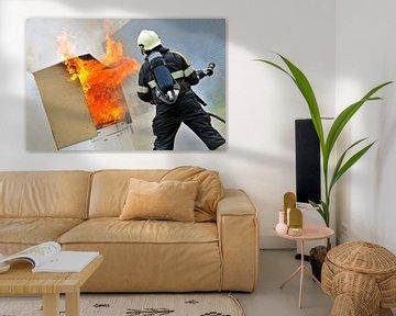 Keukenbrand van Arjan Penning