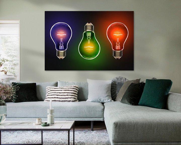 Beispiel: Inspiration in Farbe. von Steve Van Hoyweghen