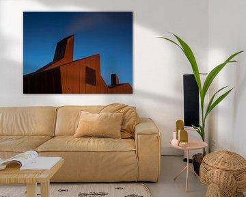 The boiler house van Henk Goossens