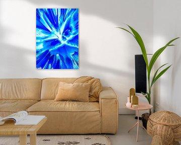 De blauwe ruimte van Norbert Sülzner
